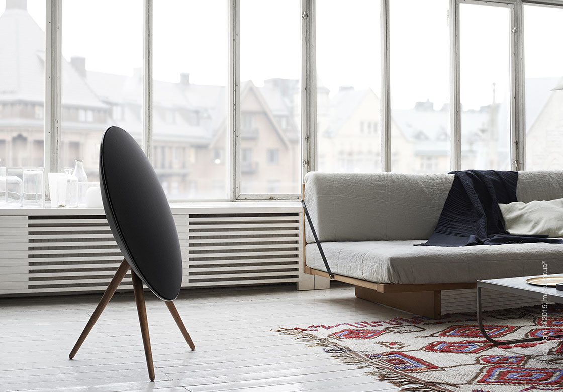 Мультимедийная акустика Bang&Olufsen BeoPlay A9, Black