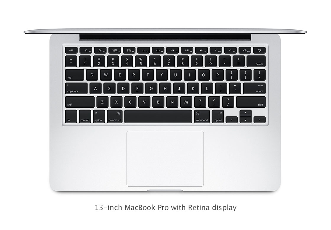 Apple MacBook Pro 13 Retina Z0QP00008