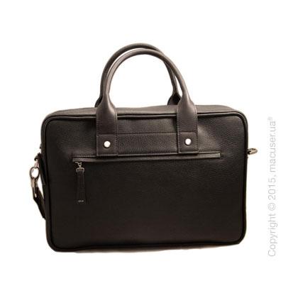 Сумка Dublon Leatherworks Forint Classic Black 13