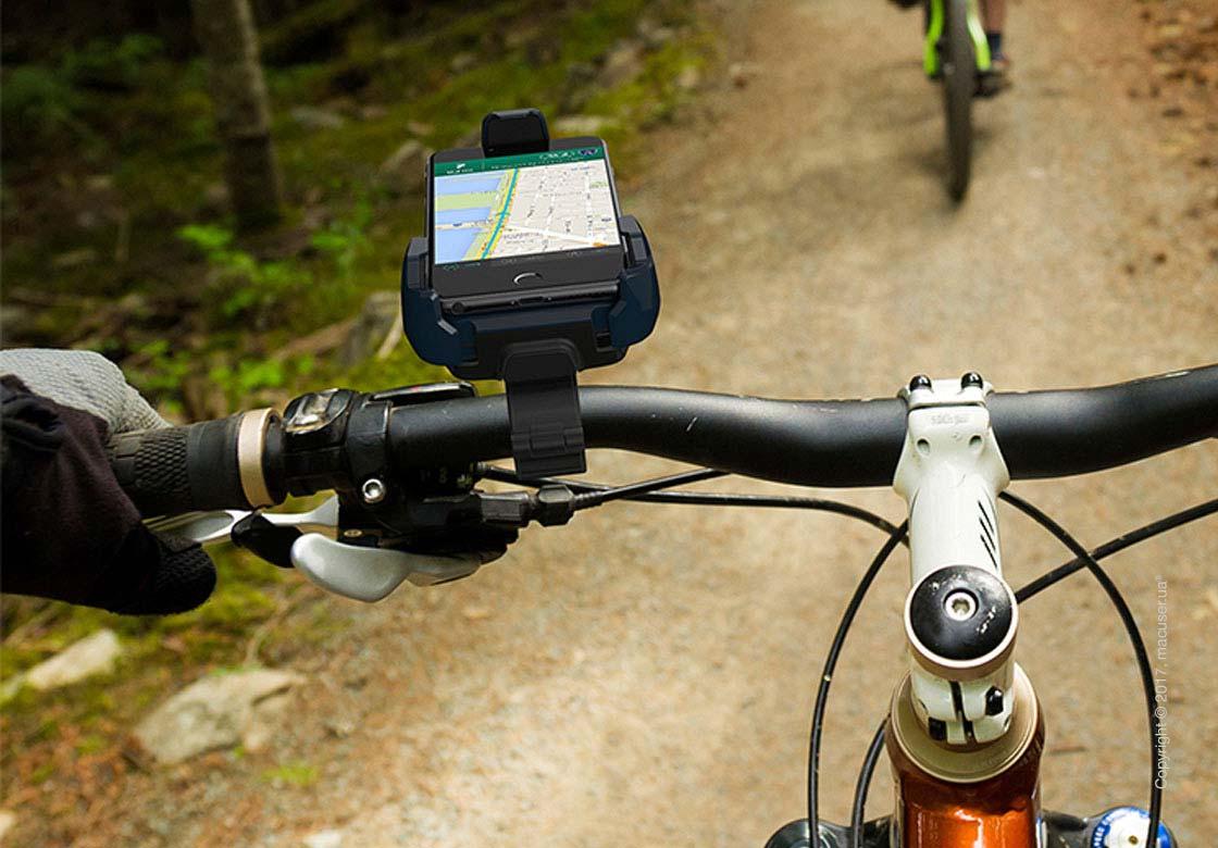 Велосипедное крепление iOttie Active Edge, Electric Lime для iPhone 6/ 5s/ 5c/4s