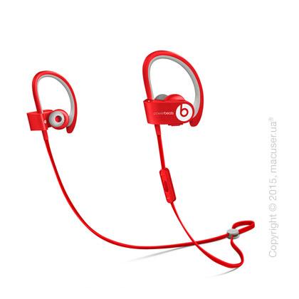 Спортивные наушники Beats Powerbeats 2 Wireless, Red