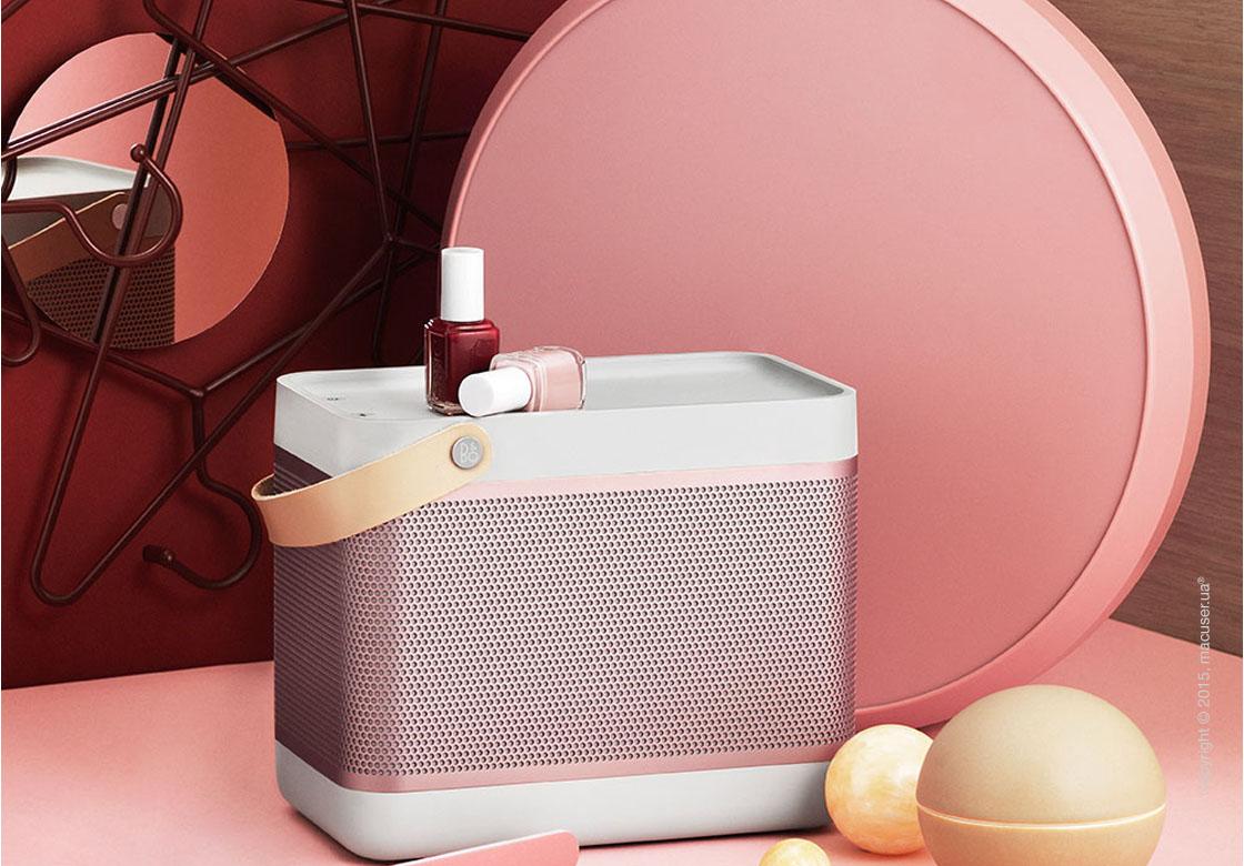 Мультимедийная акустика Bang&Olufsen Beolit 15, Shaded Rosa