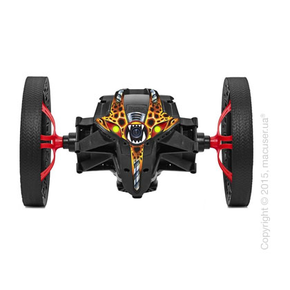 Игрушка-робот Parrot Jumping Sumo Black