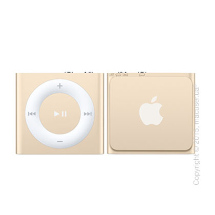 Apple iPod shuffle 2GB, Gold NEW