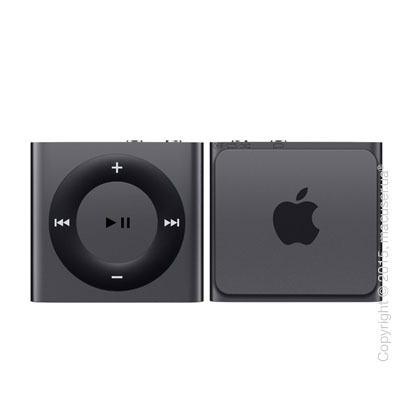 Apple iPod shuffle 2GB, Space Grey NEW