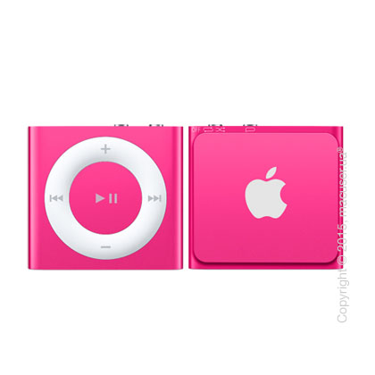 Apple iPod shuffle 2GB, Pink NEW