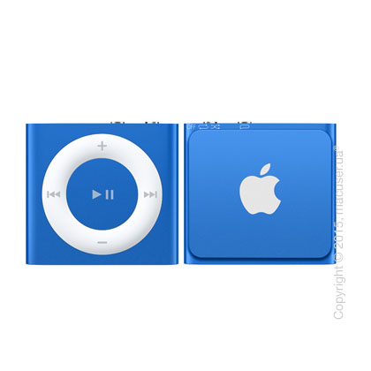 Apple iPod shuffle 2GB, Blue NEW