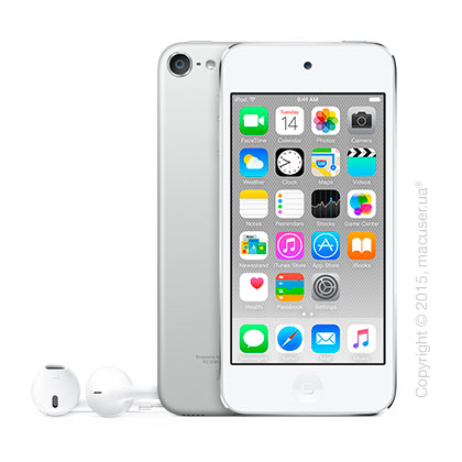Apple iPod touch 6gen 16GB, Silver