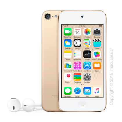 Apple iPod touch 6gen 16GB, Gold