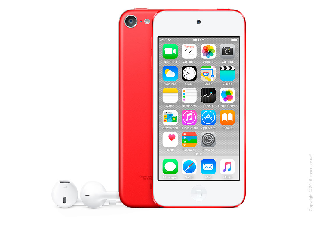 Apple iPod touch 6gen 64GB, (PRODUCT)RED