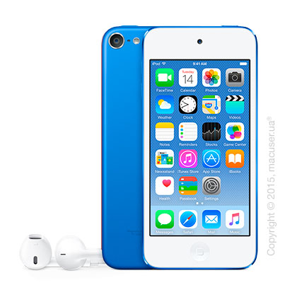 Apple iPod touch 6gen 64GB, Blue