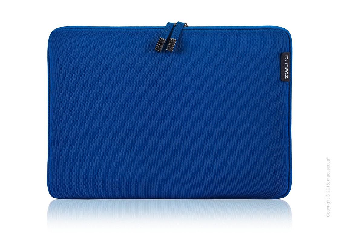 "Чехол-конверт Runetz Soft Fabric Sleeve, Navy Blue для MacBook Air/ Pro 13"" (Retina)"