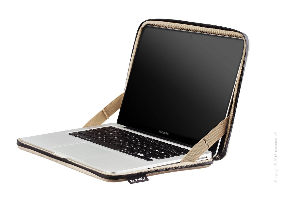 "Чехол-конверт Runetz Hard Fabric Sleeve, Sandy для MacBook Air/ Pro 13"" (Retina)"