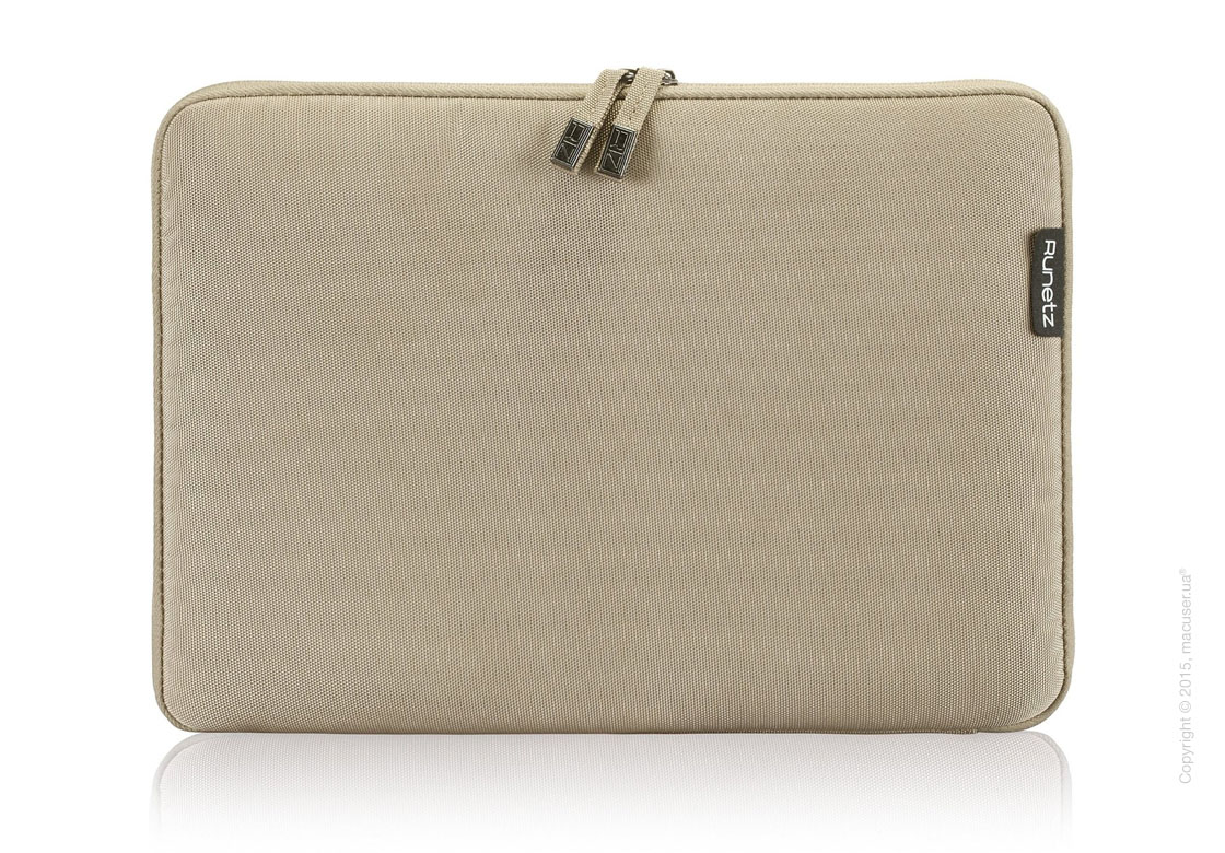"Чехол-конверт Runetz Soft Fabric Sleeve, Sandy для MacBook Pro 15"" (Retina)"