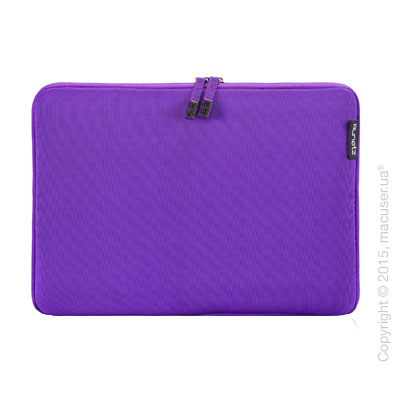 "Чехол-конверт Runetz Soft Fabric Sleeve, Purple для MacBook Pro 15"" (Retina)"