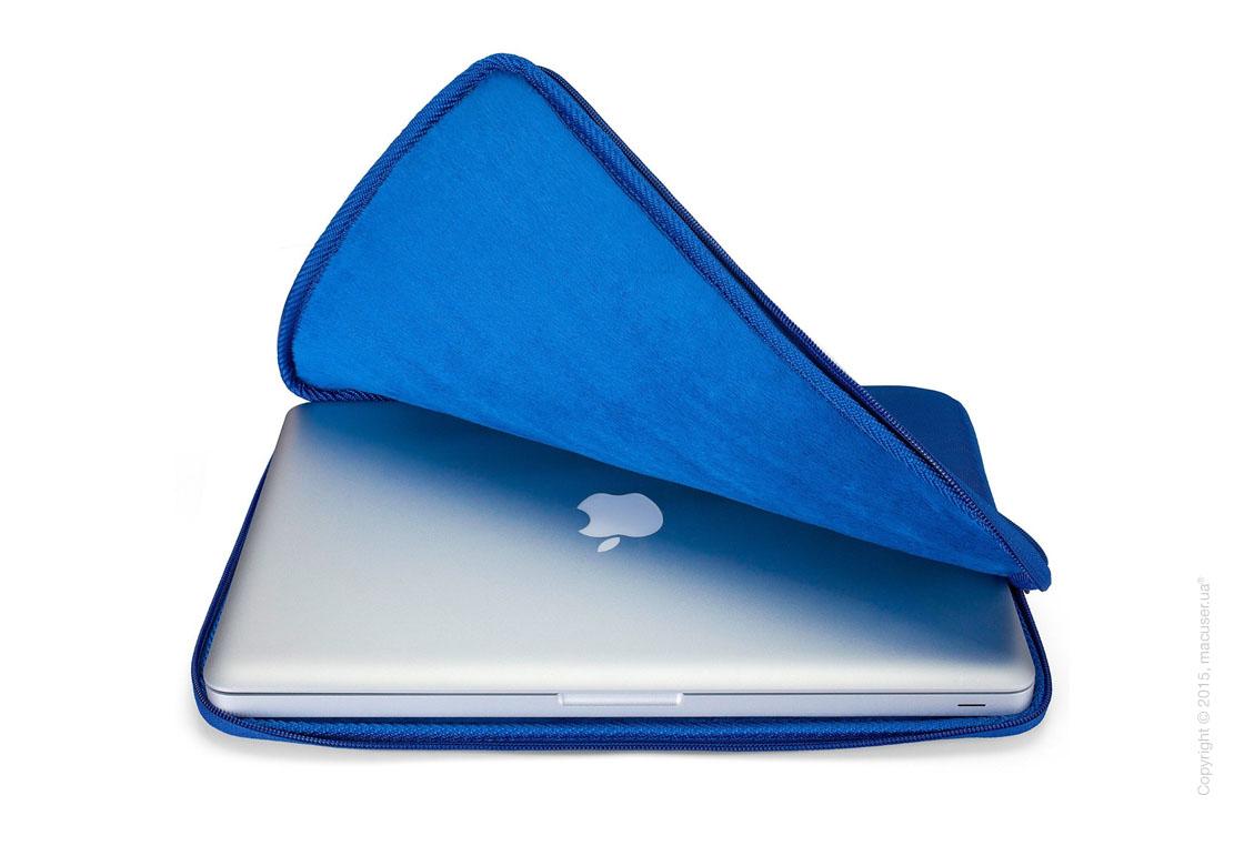Чехол-конверт Runetz Soft Fabric Sleeve, Blue для MacBook Pro (Retina)