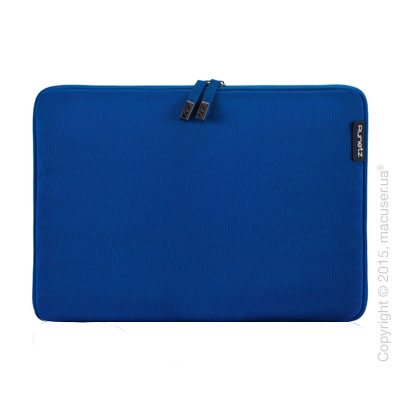 "Чехол-конверт Runetz Soft Fabric Sleeve, Blue для MacBook Pro 15"" (Retina)"