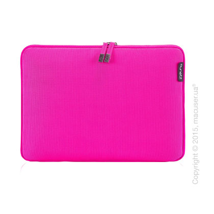"Чехол-конверт Runetz Soft Fabric Sleeve, Pink для MacBook Pro 15"" (Retina)"