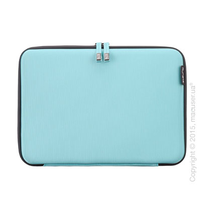 Чехол-конверт Runetz Hard Fabric Sleeve, Teal для MacBook Pro (Retina)