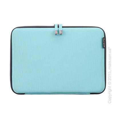 Чехол-конверт Runetz Hard Fabric Sleeve, Teal для MacBook Pro (Retina)