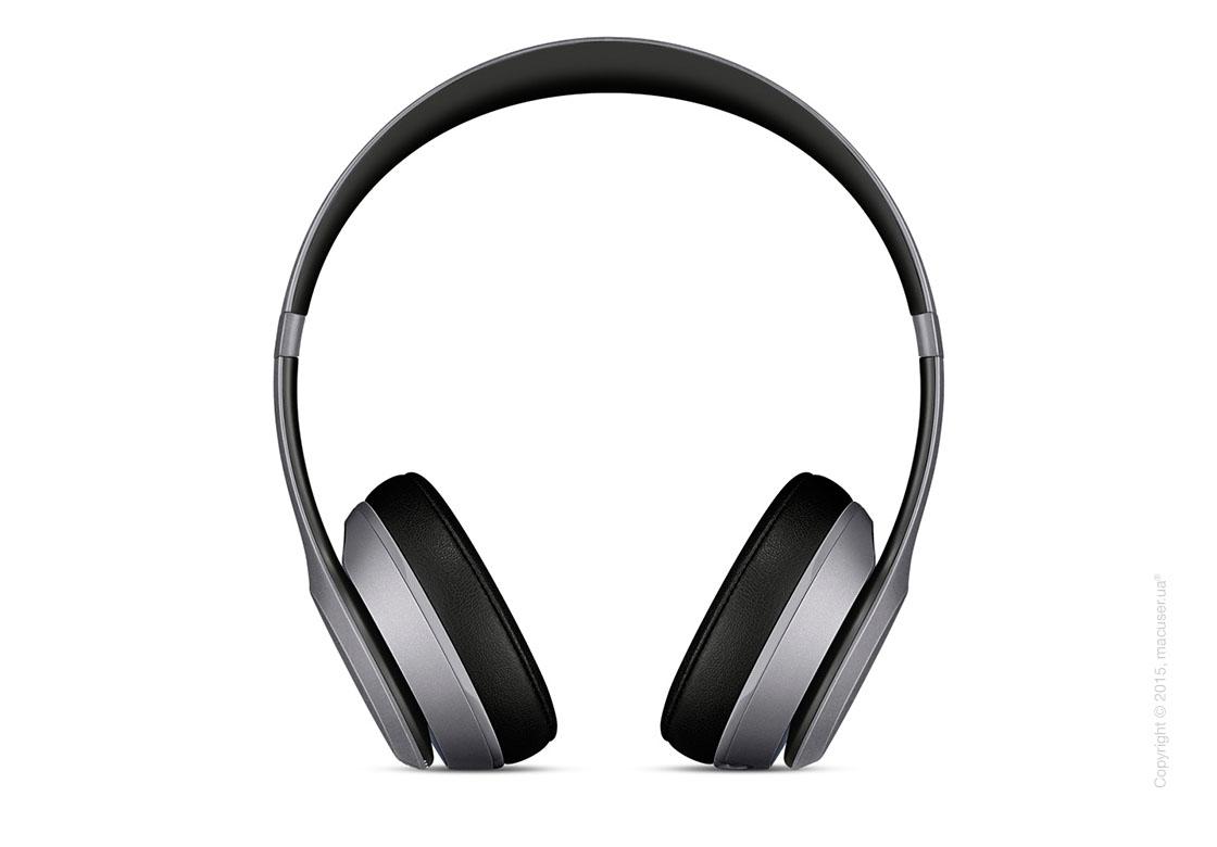 Наушники Beats Solo2 Wireless On-Ear Headphones, Space Gray