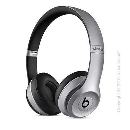 Наушники Beats Solo2 Wireless On-Ear Headphones, Space Gray