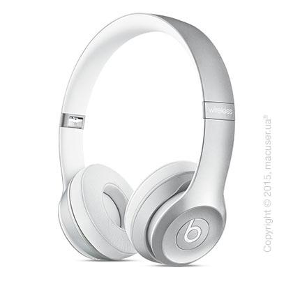 Наушники Beats Solo2 Wireless On-Ear Headphones, Silver