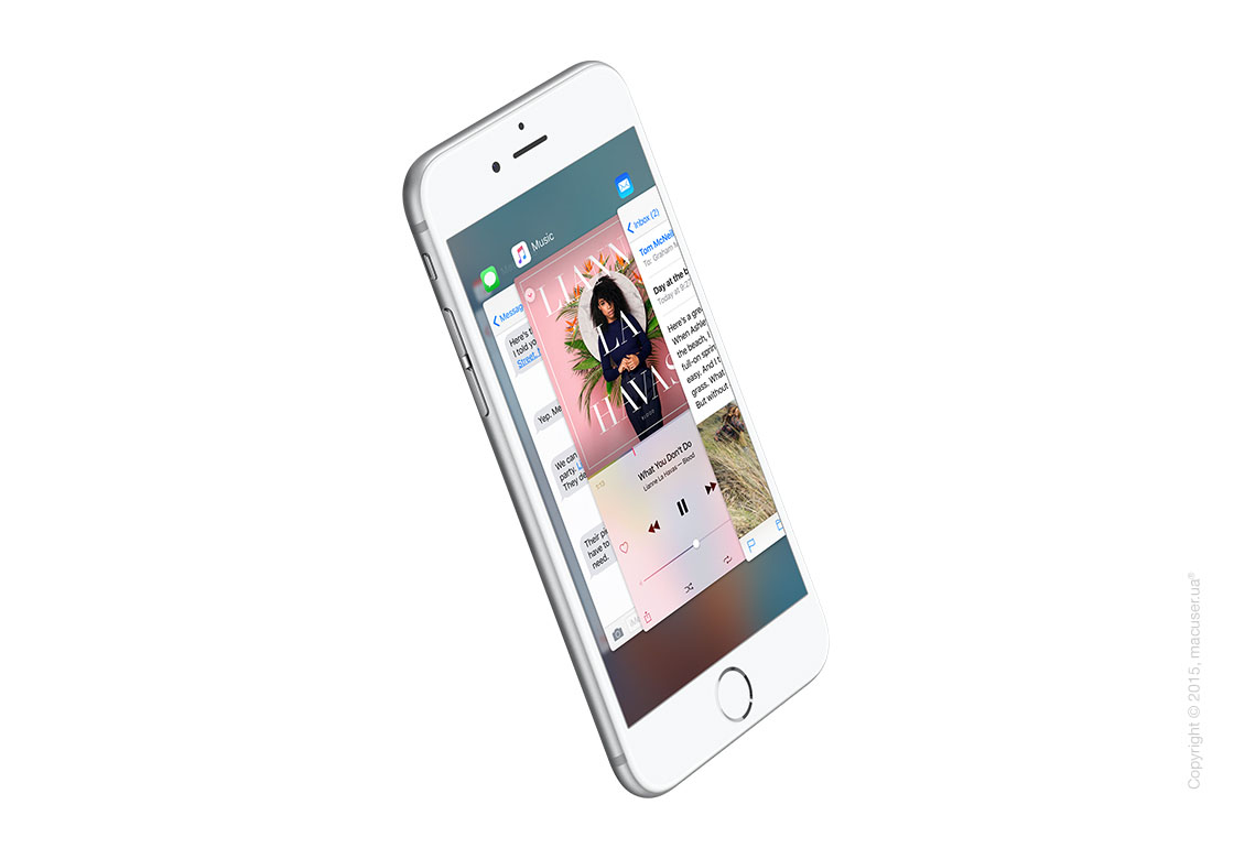 Apple iPhone 6s 16GB, Silver
