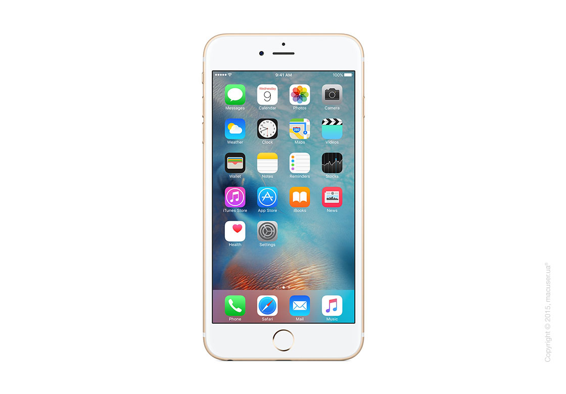 Apple iPhone 6s 16GB, Gold