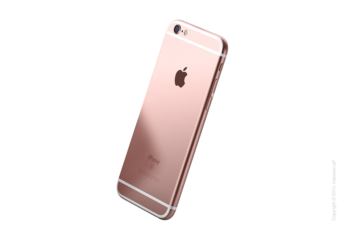 Apple iPhone 6s 16GB, Rose Gold