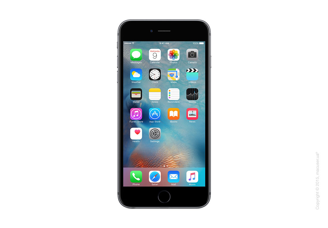 Apple iPhone 6s 128GB, Space Gray