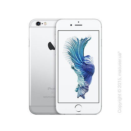 Apple iPhone 6s 128GB, Silver