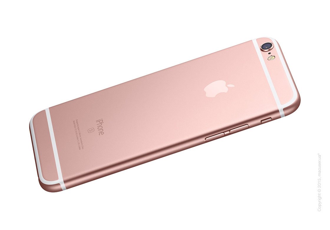 Apple iPhone 6s 128GB, Rose Gold