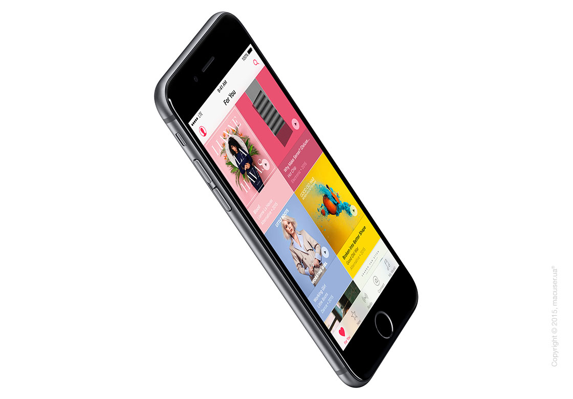 Apple iPhone 6s Plus 16GB, Space Gray