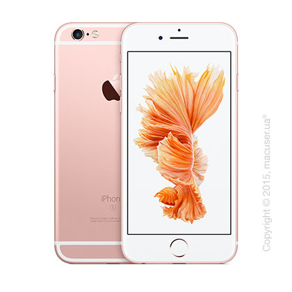 Apple iPhone 6s Plus 16GB, Rose Gold