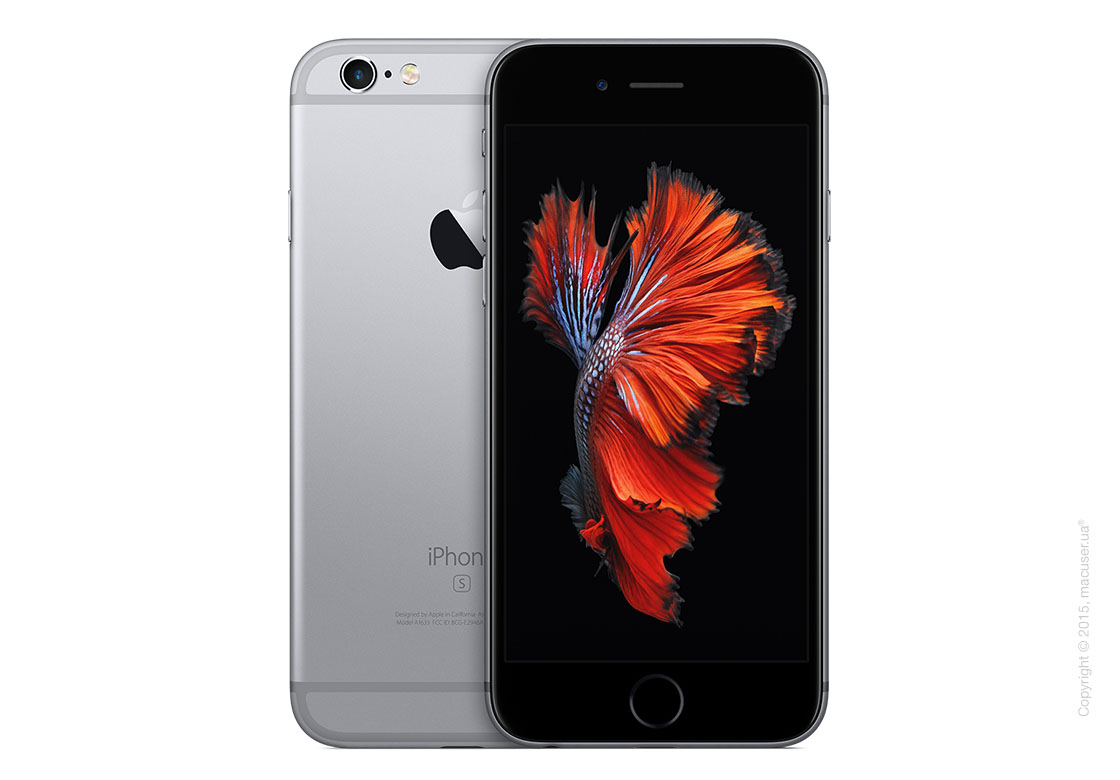 Apple iPhone 6s Plus 64GB, Space Gray