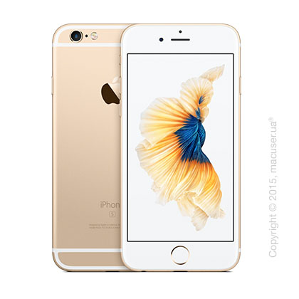 Apple iPhone 6s Plus 64GB, Gold