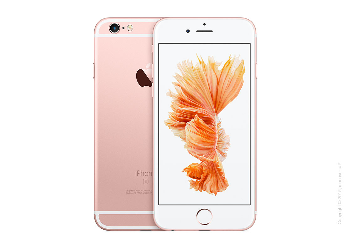 Apple iPhone 6s Plus 64GB, Rose Gold