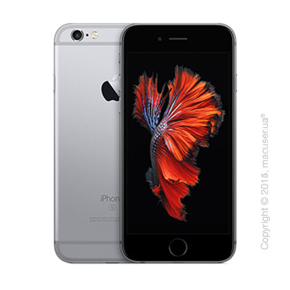 Apple iPhone 6s Plus 128GB, Space Gray