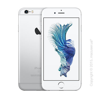 Apple iPhone 6s Plus 128GB, Silver