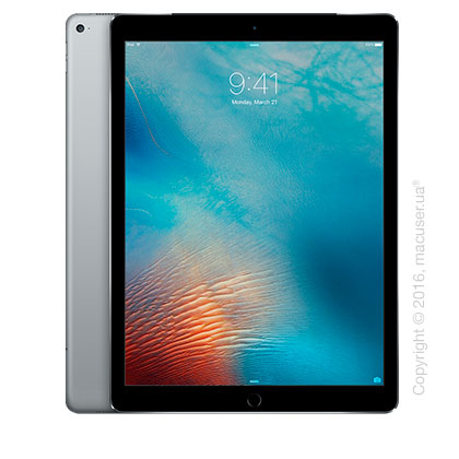 Apple iPad Pro 12,9 дюйма Wi-Fi + 4G 128GB, Space Gray