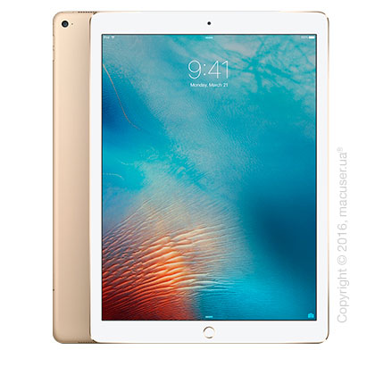 Apple iPad Pro 12,9 дюйма Wi-Fi + 4G 128GB, Gold