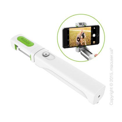 Монопод (селфи-палка) iOttie MiGo Selfie Stick, White
