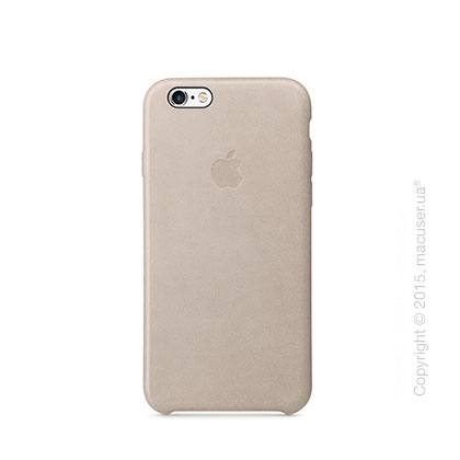 Чехол Apple iPhone 6/6s Leather Case, Rose Gray