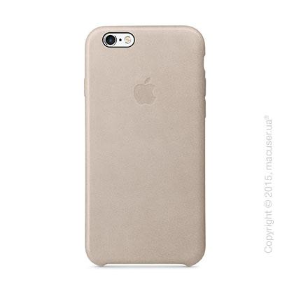 Чехол Apple iPhone 6/6s Plus Leather Case, Rose Gray