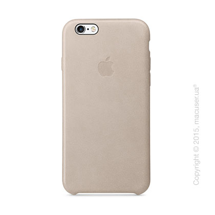 Чехол Apple iPhone 6/6s Plus Leather Case, Rose Gray
