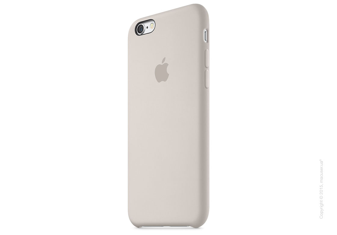 Чехол Apple iPhone 6/6s Silicone Case, Stone
