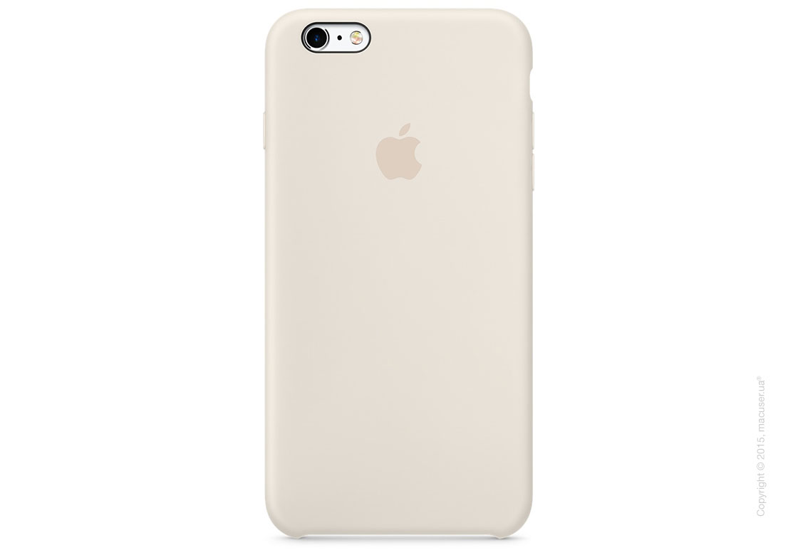 Чехол Apple iPhone 6/6s Silicone Case, Antique White