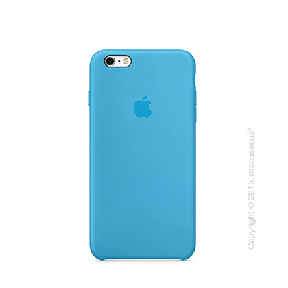Чехол Apple iPhone 6/6s Silicone Case, Blue