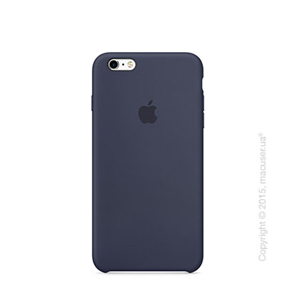 Чехол Apple iPhone 6/6s Silicone Case, Midnight Blue